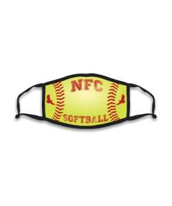 Design: Softball NFC Custom Masks