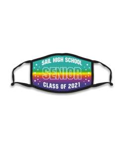 Design: Senior SAIL Custom Masks