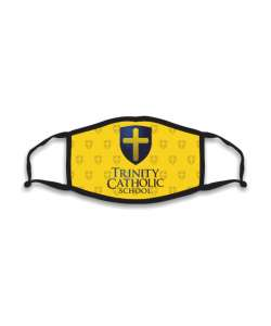 Design: You Specify Trinity Catholic Custom Masks